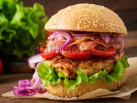 stock-photo-big-sandwich-hamburger-burger-with-beef-red-onion-tomato-and-fried-bacon-400466113